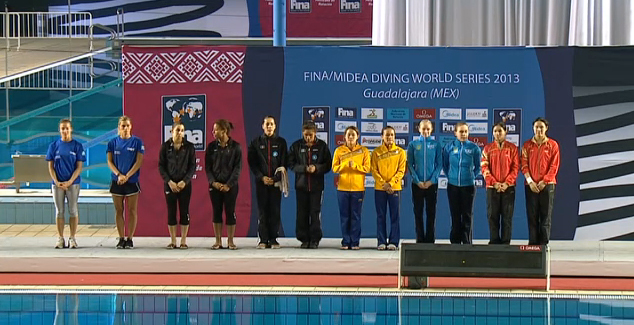 Fina Diving World Series 2013 Guadalajara Diving 2
