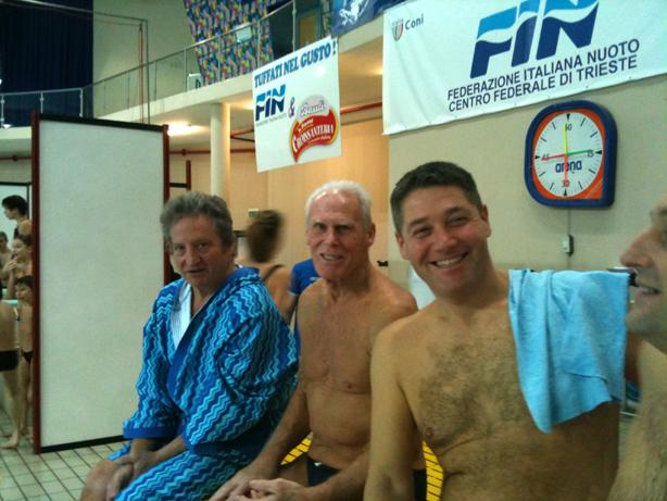 Campionati Italiani Master Indoor: Trieste - il programma delle gare.