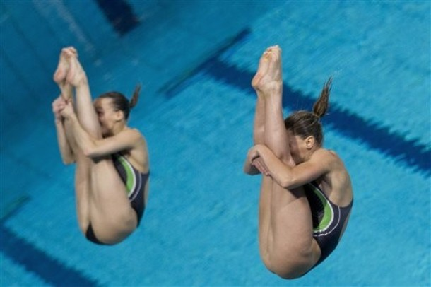Netherlands EC Diving