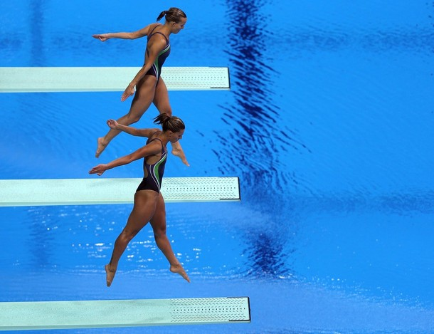 Olympics Day 2 - Diving