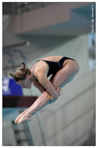 Fina Diving Grand Prix: Rostock - secondo giorno di gare - La finale di Maria Marconi.