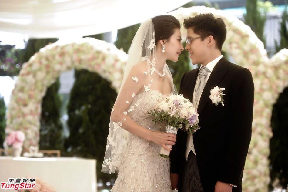 Il matrimonio di Guo Jinjing: la gallery fotografica.