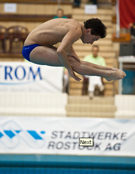 Fina Diving Grand Prix: Rostock - primo giorno di gare - eliminatorie.