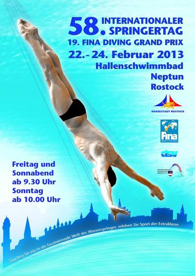 Fina Diving GP Rostock 2013