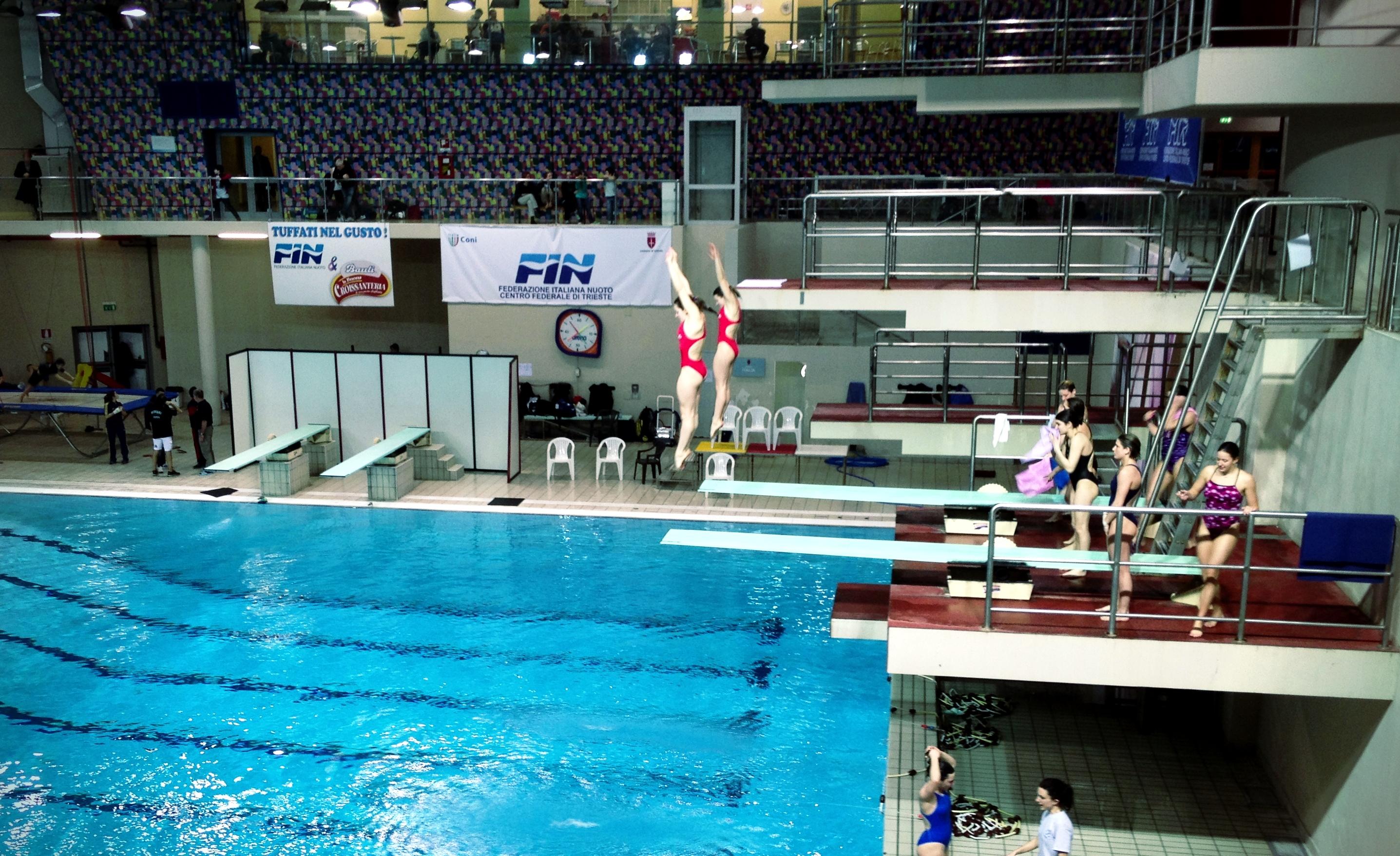 Coppa Rio 2016: la finale femminile da tre metri