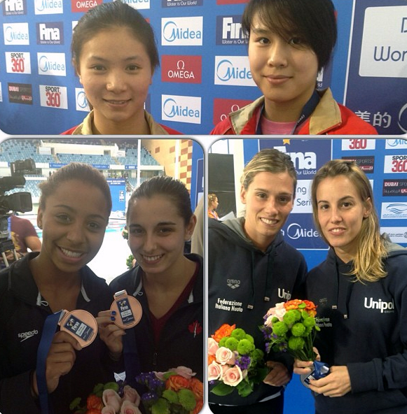 Fina Diving World Series 2013: Dubai - la foto gallery.
