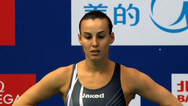 Tuffi World Series 2013 Pechino Tania Cagnotto G