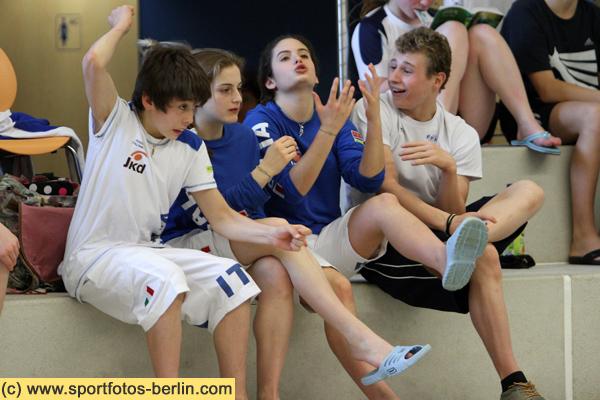 Meeting giovanile di Dresda: i risultati del secondo giorno.