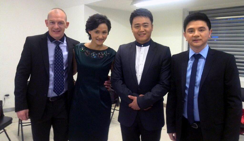 NewSplash: Dimitri Sautin contro Xiong Ni.