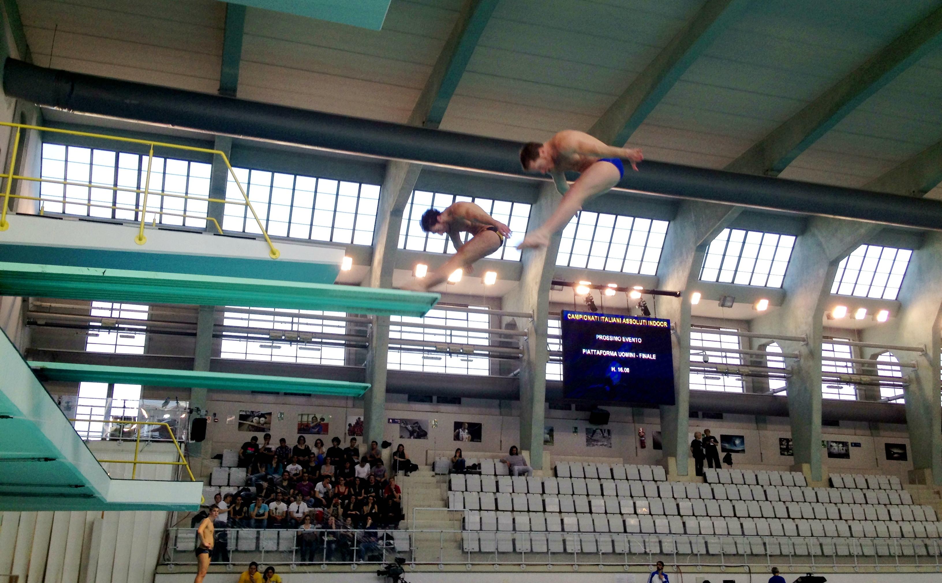 Campionati Italiani Assoluti Indoor: ancora video!