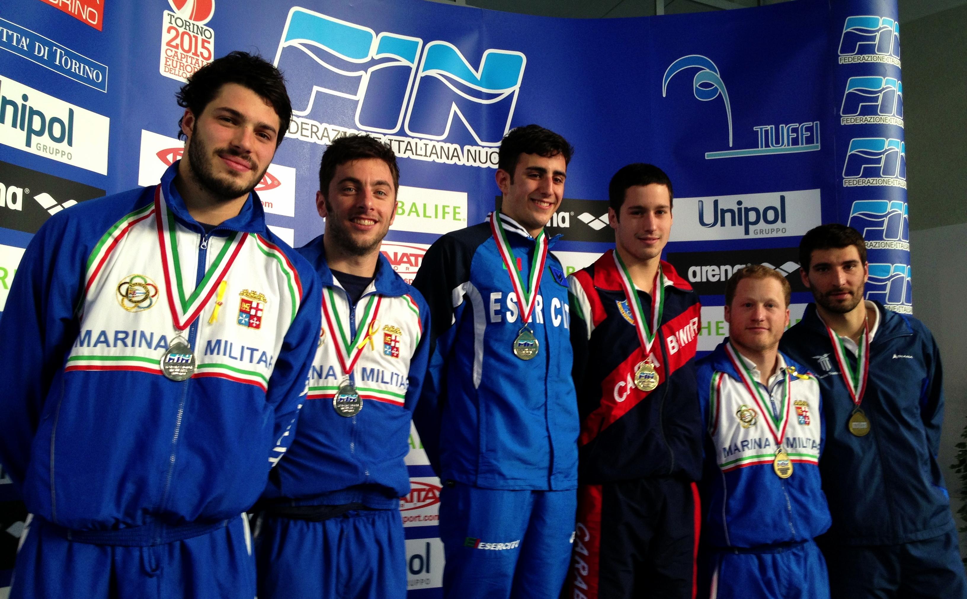Tuffi Campionati Italiani assoluti invernali Torino 2013 007