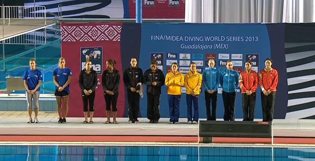Fina Diving World Series 2013 Guadalajara Diving 2