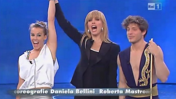 Altrimenti ci arrabbiamo: Tania e Mattia vincono insieme!