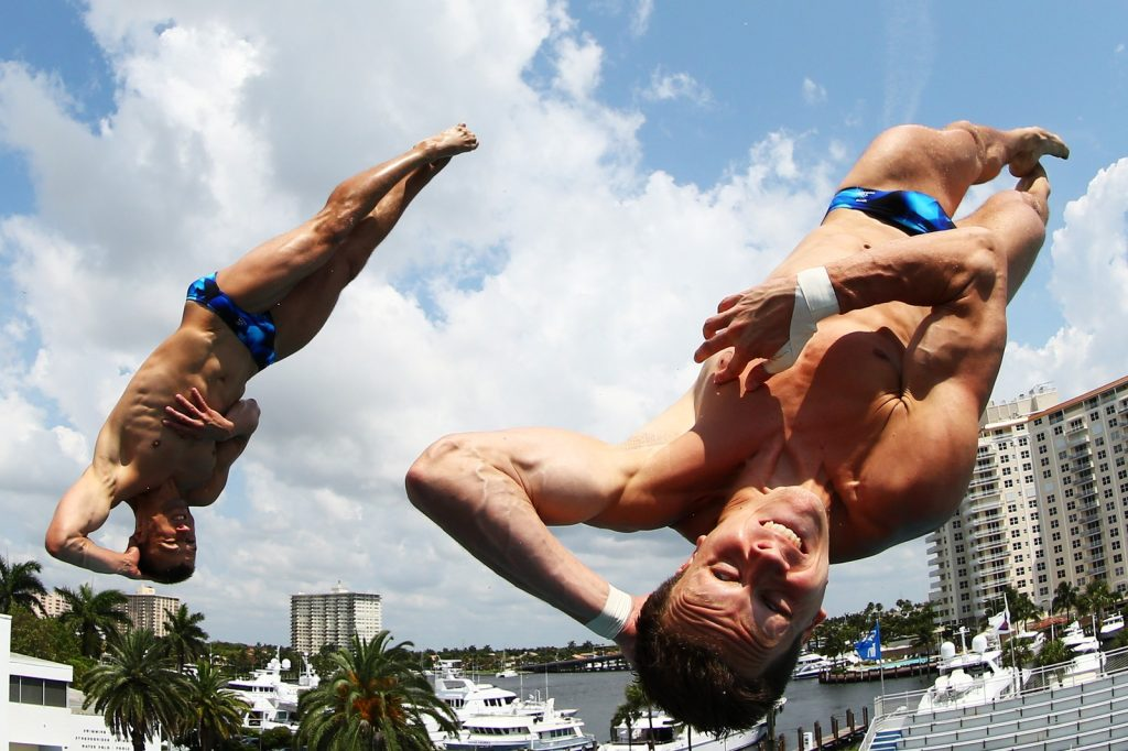 Fina Diving Grand Prix: Fort Lauderdale - la foto gallery.