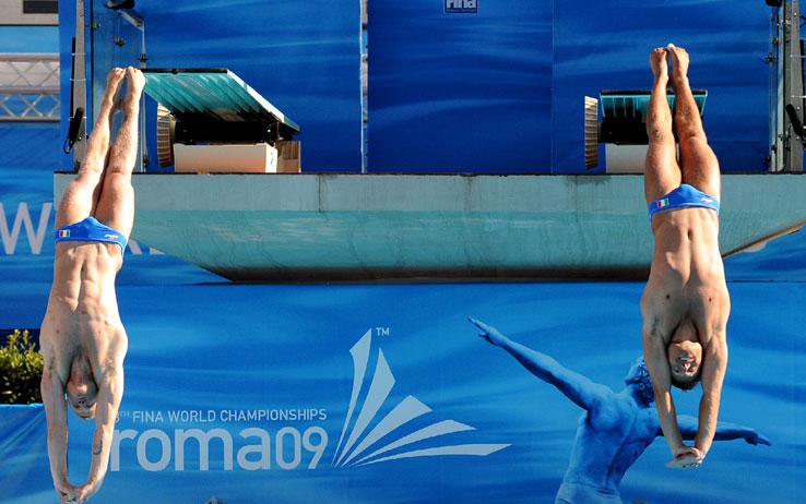 sport_nuoto_mondiali_roma_fratelli_marconi_sincro