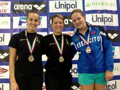 Campionati Italiani Assoluti estivi 2013: una fantastica prima giornata!