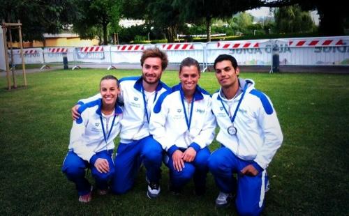 Fina Diving GP: Bolzano - pioggia... di medaglie!!