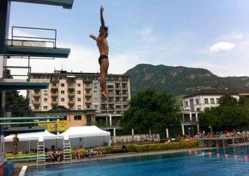 Fina Diving Grand Prix: Bolzano - il secondo giorno di gare.