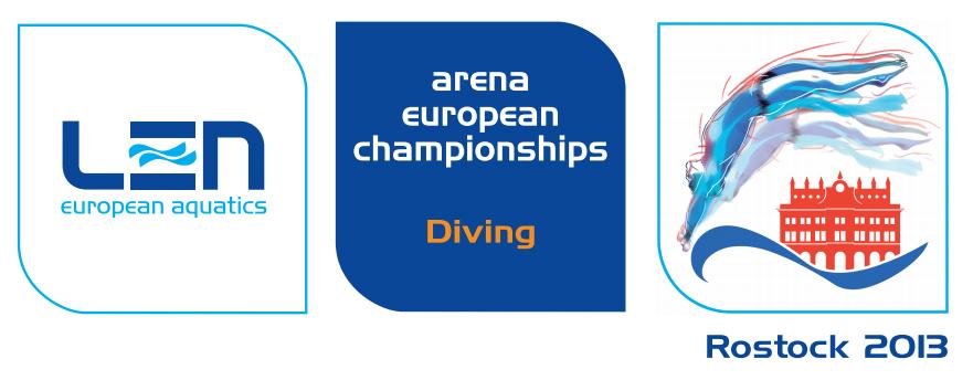 Tuffi Logo Europei 2013