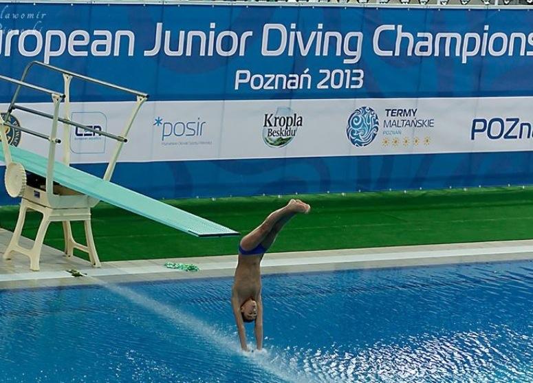 Campionati Europei giovanili: Poznan - prima medaglia... di legno!