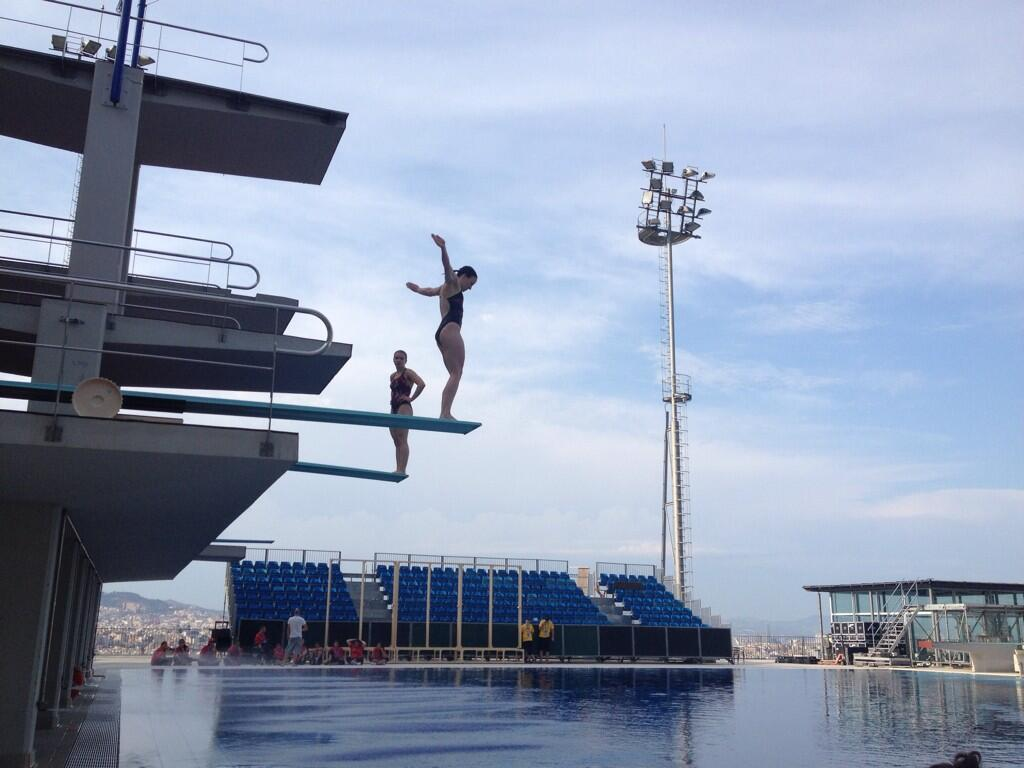 Diving Barcellona 2013 00
