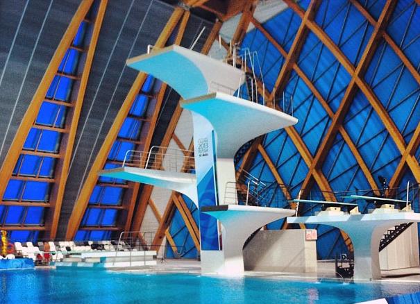 Diving Kazan 0