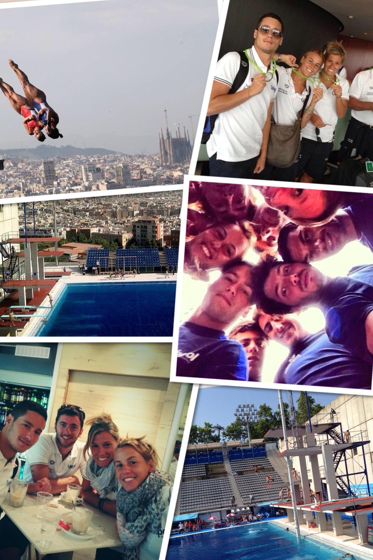 Diving Tuffi  Mondiali Barcellona 2013 01