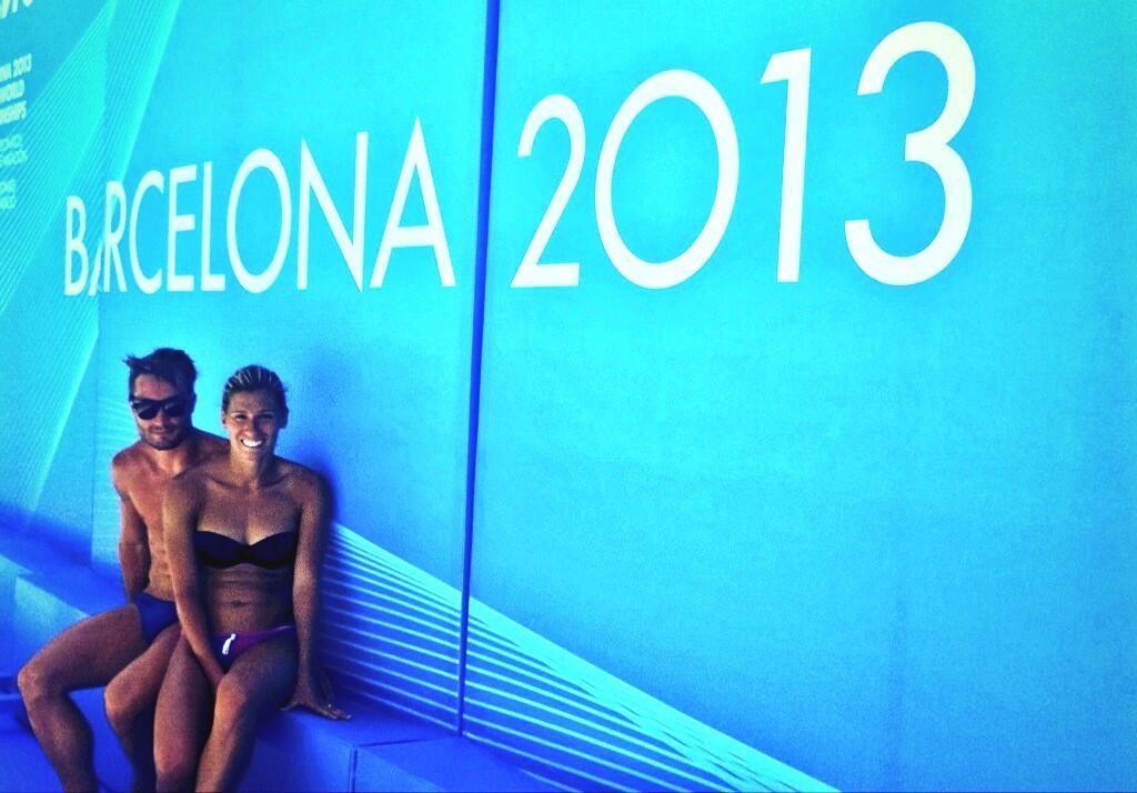 Diving Tuffi  Mondiali Barcellona 2013 050