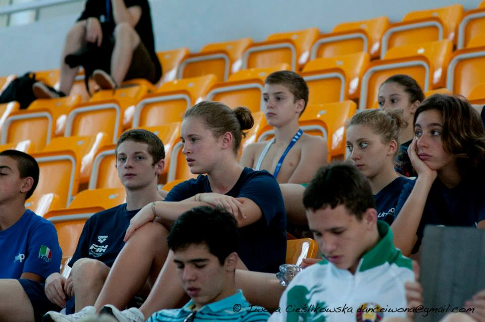 Diving tuffi arena_europen_junior_championships_diving 14 Team Italy