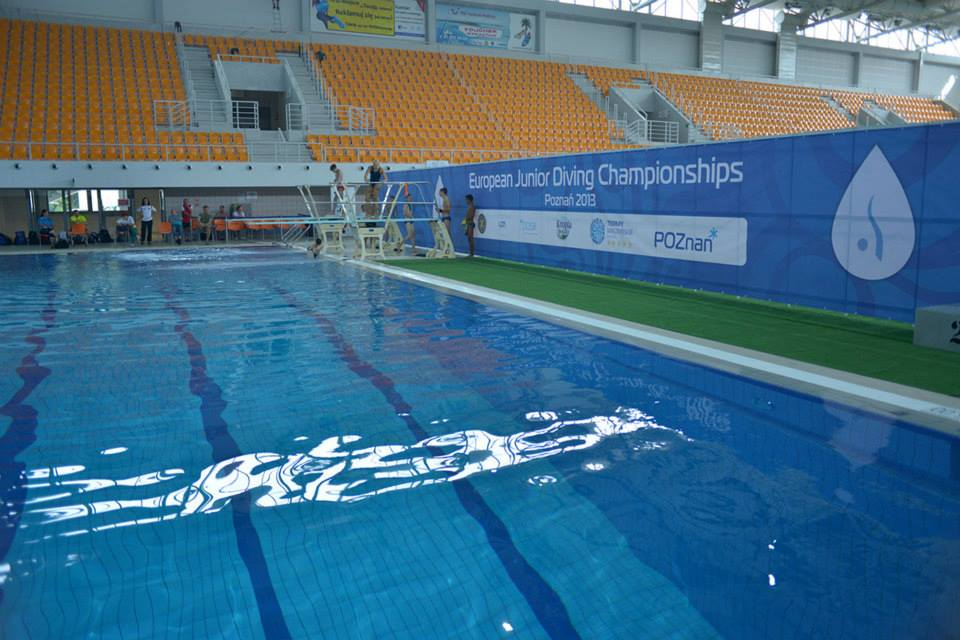Campionati Europei giovanili: Poznan - i video delle gare (prima parte).