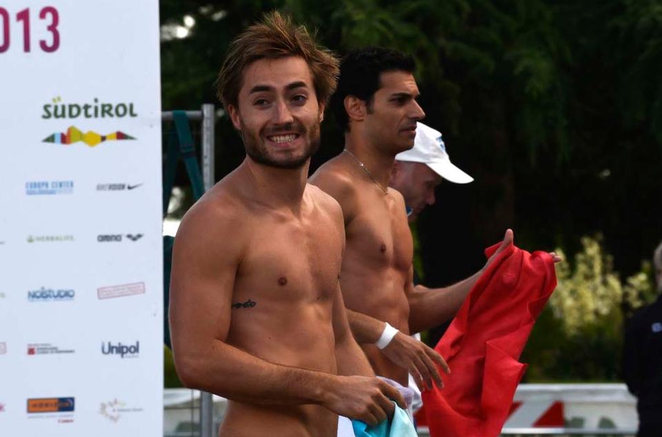 Fina Diving GP: Bolzano - la foto gallery.