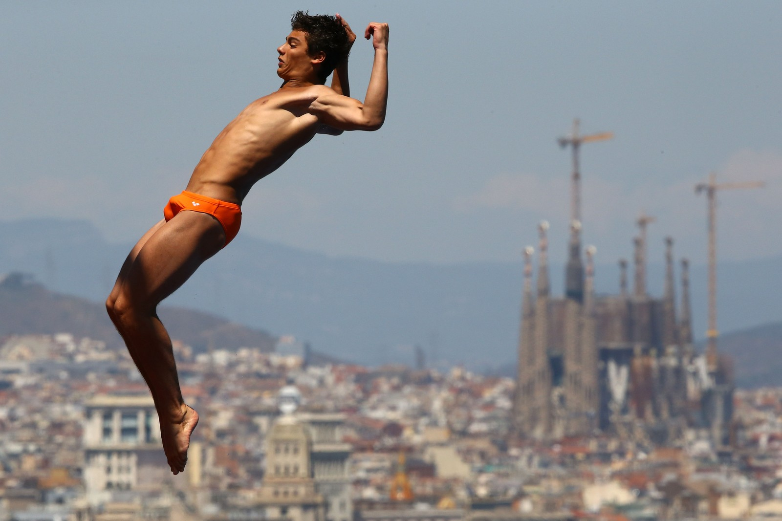Diving - 15th FINA World Championships: Day Nine
