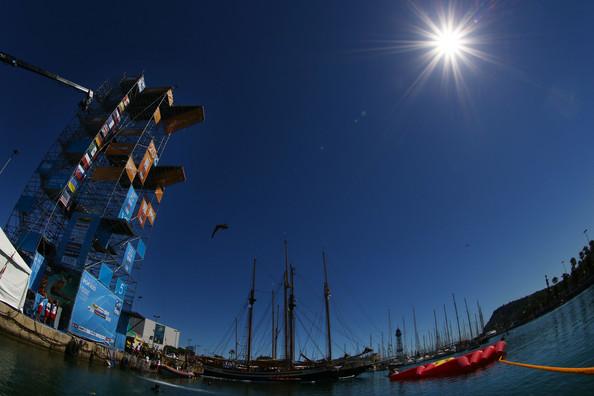 Campionati Mondiali 2013: Barcellona - i video delle grandi altezze.