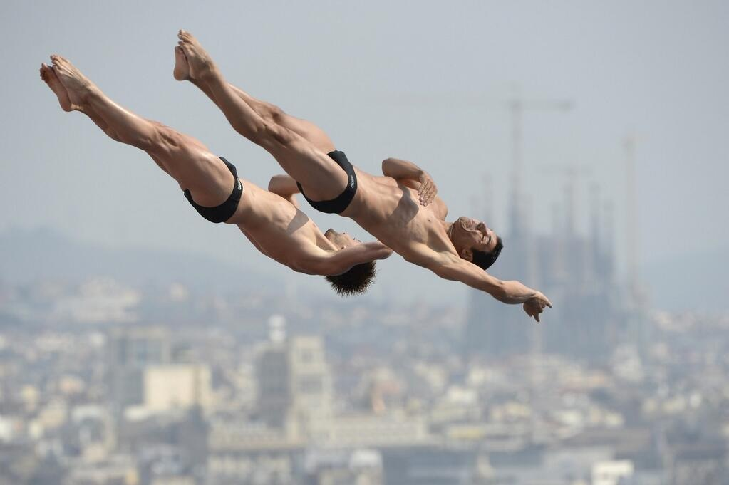 Diving Tuffi  Mondiali Barcellona 2013 016