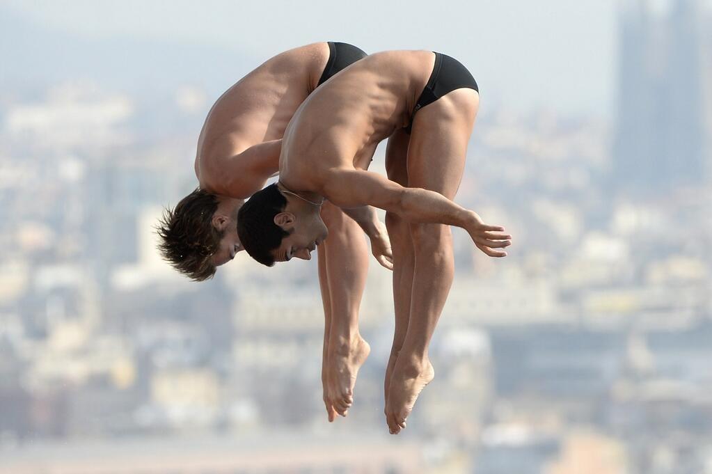 Diving Tuffi  Mondiali Barcellona 2013 017
