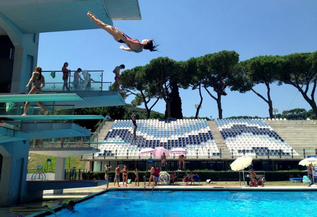Gran Premio Atleti Azzurri D'Italia: Roma - programma gare e iscritti.