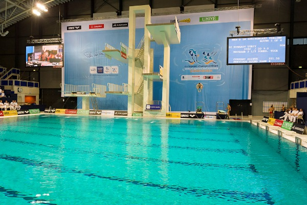 Arena Master Diving European Championships 1