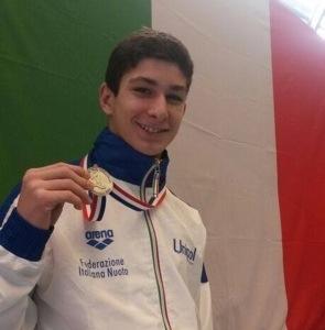 7 Nazioni giovanile: Amsterdam - Cristofori d'oro, bravi Cosoli e Bilotta: medaglia d'argento!