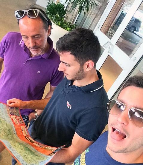 Billi Tocci Team Puerto rico