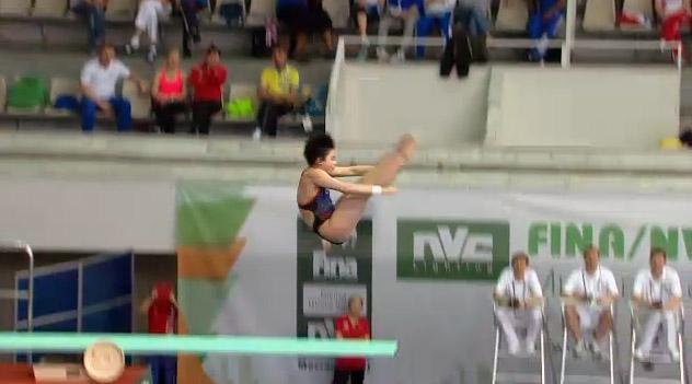 Fina Diving World series Mosca China 2014