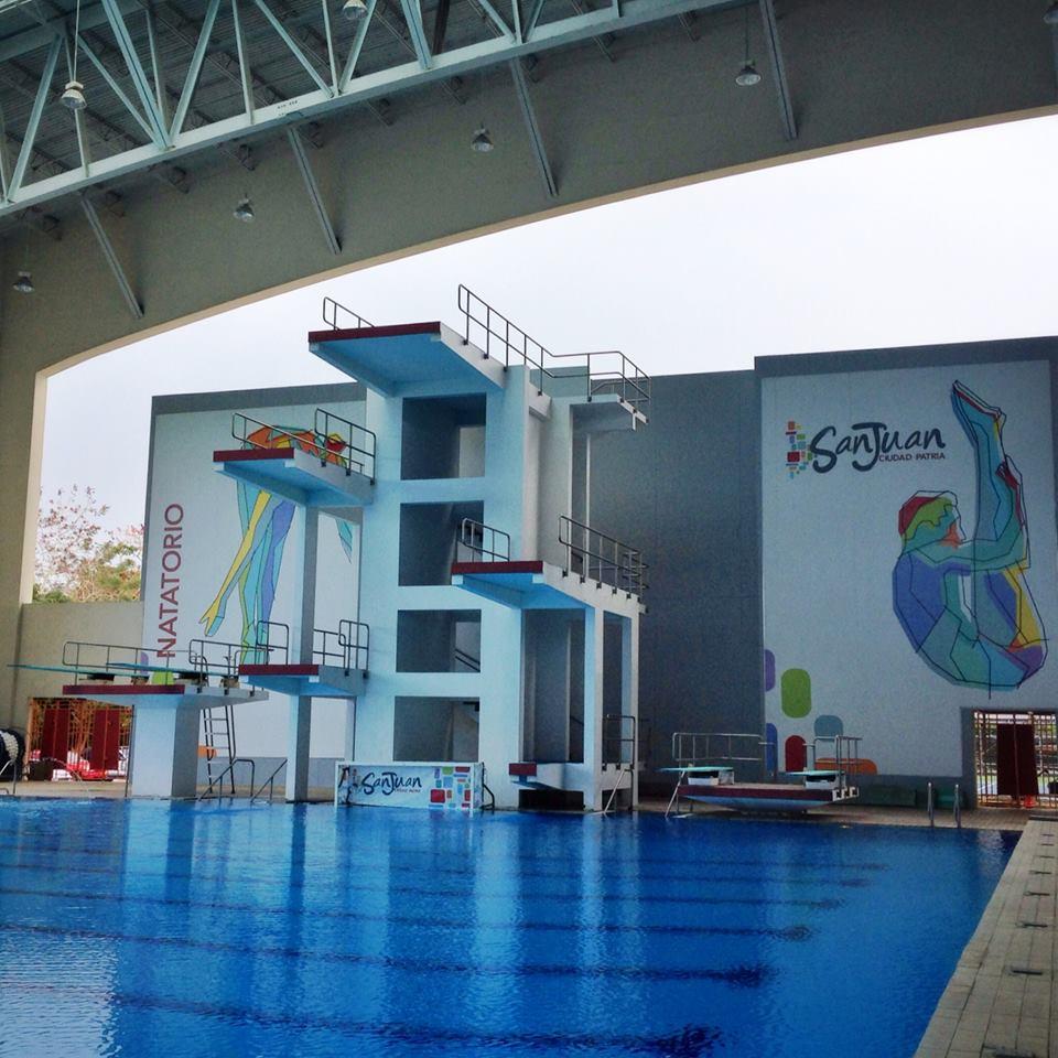 Fina Diving Grand Prix: San Juan - il primo giorno di gare.