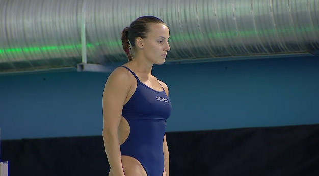 Fina Diving World Series Windsor Cagnotto