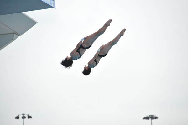 FINA Diving World Cup: Shanghai - Due argenti pesanti