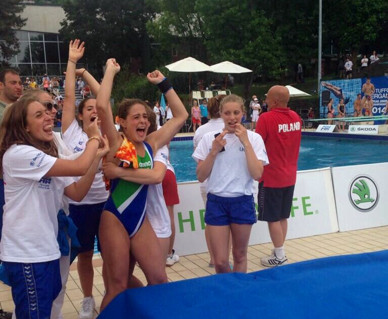 """Campionati Europei giovanili: Bergamo - Granelli: un sesto posto """"mondiale""""."""