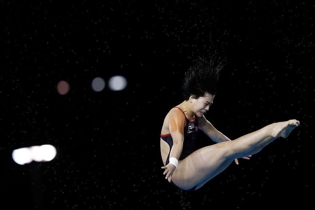 FINA Diving World Cup: Shanghai – Cina a forza sei