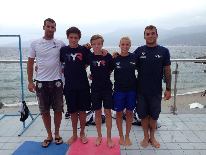 Campionati Mondiali giovanili: Penza - per gli azzurrini niente vacanze!