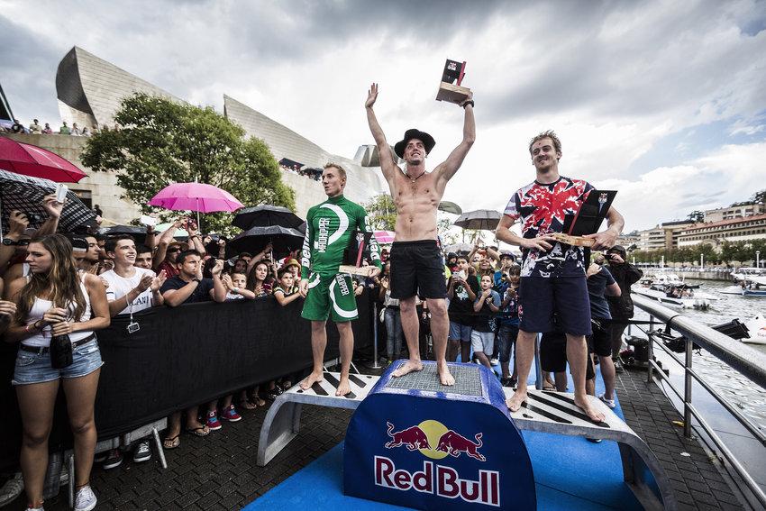 Kris Kolanus, Artem Silchenko, Gary Hunt - Winning