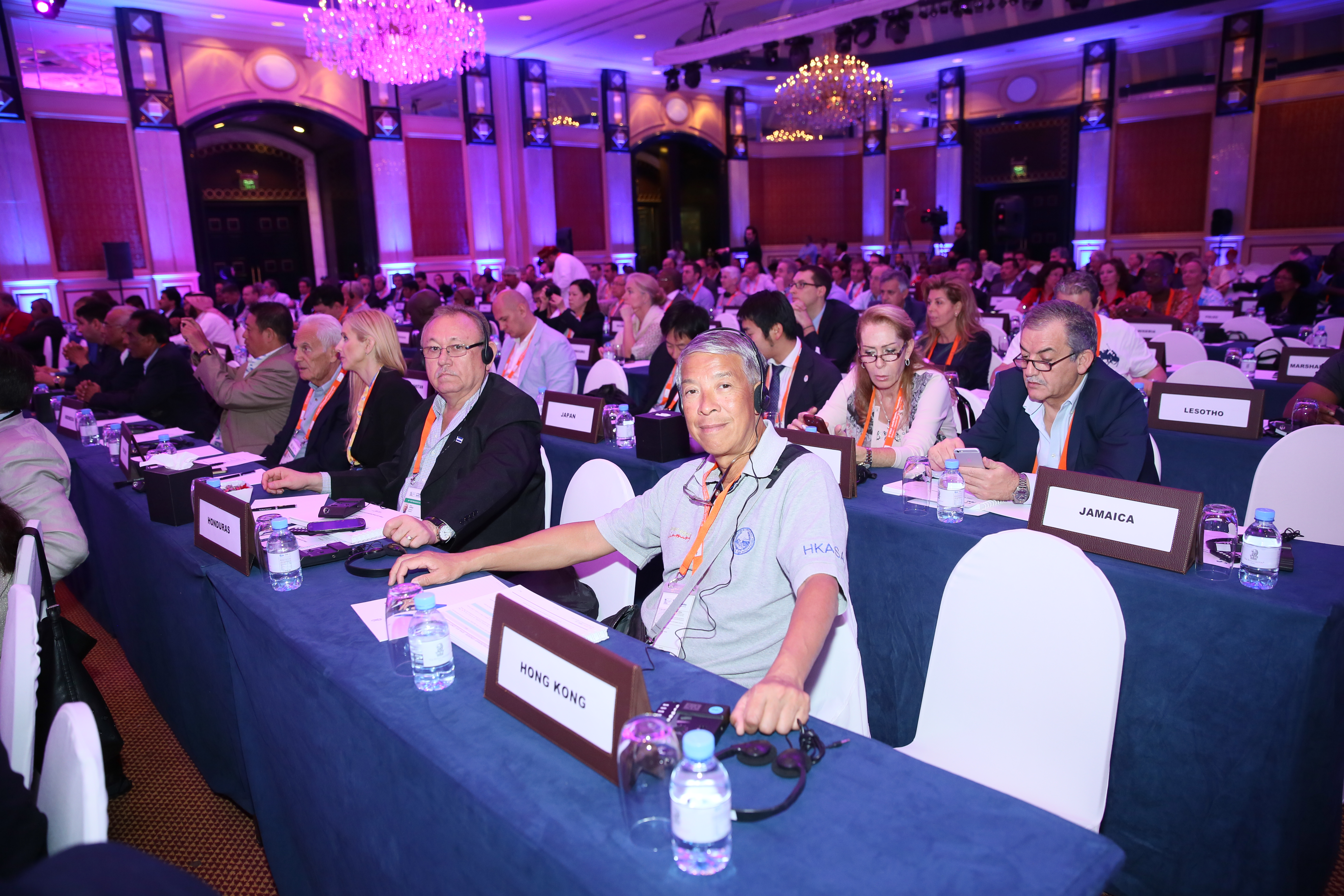 Fina congress Doha 2014