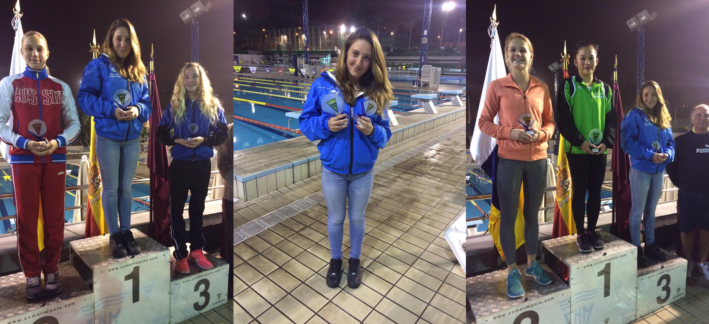 Pepsi diving Lucia Bertocchi
