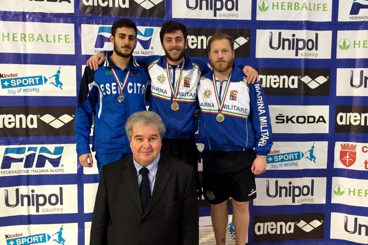 Campionati Italiani di categoria indoor: 2º giorno, pomeriggio - tuffoni e sorprese a Trieste!